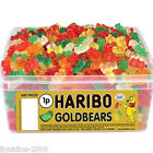 HARIBO SWEETS 1 FULL TUB KIDS TREATS GIFTS WEDDINGS RETRO PARTIES PARTY