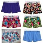 NWT Justice Girls Roll Waist Knit Shorts U Pick Size & Color/Pattern! NEW