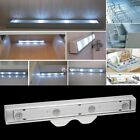 4-LED Wireless Auto Shake Sensor Motion Vibration Light Drawer Closet Lamp DZ88