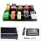 Electric Guitar Pedal Boards Effects Pedal Board Cases + Tape 40x13cm/37x27cm
