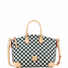 Dooney & Bourke Gingham Satchel