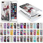 """For Apple iPhone 8 Plus/ iPhone 7 Plus 5.5"""" Dual Layer Hybrid Bling Case Cover"""