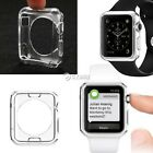 Clear TPU Crystal Silicone Watches Case Cover for Apple iWatch 38 mm/42 mm DZ88