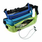 Travel Outdoor Running Multifunction Waterproof Headphone Bags Sports Waist belt