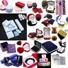 1/2/10pc High Quality Jewellery Gift Boxes Bags Necklace Bracelet Ring Set Small
