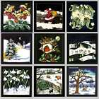 Moorcroft Christmas Cards - 9 different Cards