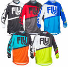 FLY RACING F-16 Shirt Trikot Jersey Hemd Downhill Freeride MTB BMX Bike FR DH