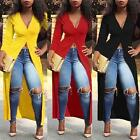 Fashion Women Ladies Summer Long Sleeve Lace Evening Party Cocktail Dress New