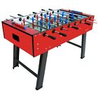 FAS Smile Football Pub Games Soccer Table with Telescopic Poles