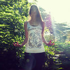New Hot Loose Sleeveless Casual T-Shirt Yoga Blouse Tops Vest Workout Tank Top