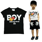 2pcs Fashion Casual Summer Baby Boys Leggings Clothes T-shirt+Pants Set Outfits