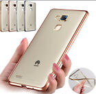 Hot ! Luxury ShockProof  Clear Case Cover For HuaWei Models Durable