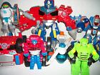 11 Playskool Heroes Transformers Rescue Bots, Optimus Prime & More - Time Remaining: 3 days 22 hours 45 minutes 40 seconds