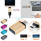 USB-C 3.1 Type C Male to USB 3.0 Female OTG Data Sync Adapter for Phone Macbook