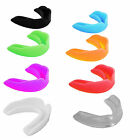 1PCS Gum Shield Mouth Guard Rugby MMA Martial Arts Hockey Sports Boxing