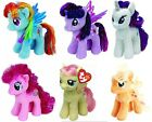 PELUCHE Plush 18cm MY LITTLE PONY Originale Ufficiale TY Gift a scelta SOFT TOY