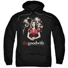 The Good Wife CBS TV Series Bad Press Adult Pull-Over Hoodie