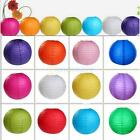 "New 6""12""14""16""18"" Chinese Paper Lantern Wedding Party Decoration Multicolor"