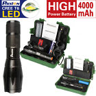 Bright LED Flashlight X800 G700 Shadowhawk CREE T6 Tactical Torch Battery 18650