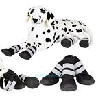 New Winter Warm Pet Supplies Large Dog Shoes Anti Slip Protective Rain Boots