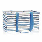 LARGE MEDIUM UTILITY TOTE bag laundry thirty one gift 31 basket best buds & more