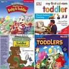 Age 2-3 TODDLER LEARNING GAMES Windows PC XP Vista 7 32-Bit NEW Sealed