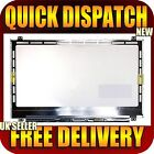 """HP 250 G5 Replacement Notebook Screen 15.6"""" Razor LED LCD Matte Display New"""