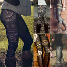 Women Casual Slim Skinny Leggings Stretchy Pants High Waist Pencil Jeggings
