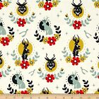 TALL TALES ORGANIC WHITE BIRCH CRAFT QUILT FABRIC Free Oz Post
