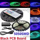 5050 SMD 300leds/5M Flexible LED Strip Home Ribbon Lights /Remote /Power Supply