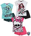 Girls Monster High Pyjamas Available In 3 Designs