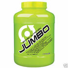 Scitec Nutrition Jumbo 2860g / 4400g / 8800g Mass & Size Gainer - All Flavours