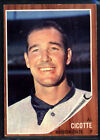 1962 Topps #126A Al Cicotte Green Tint - EX *012-160