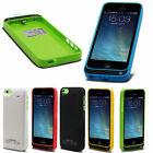 4200mah Power Bank Rechargeable External battery Charger case For iPhone 5 5s 5c