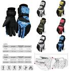 -30℃ Lovers Winter Warm Waterproof Windproof Snow Snowboard Ski Lovely Gloves