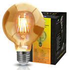 Vintage Dimmable LED 6W Globe Cage Edison Style Light Bulb B22 or E27