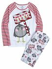 NWT Justice Girls North Pole Pengiun X-Mas 2pc Pajamas Sleep Set UPick Size NEW