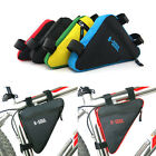 Cycling Tripod Bicycle Frame Front Tube Triangle Bag Bike Pannier Saddle Package