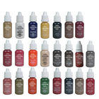 New Permanent Makeup Cosmetic Tattoo Ink Micro Pigment 23 Colors For Your Choose