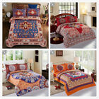 Quilt Duvet Cover Set Double/Queen Size Bed Doona Covers National Style Set New