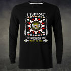 United With Standing Rock Sioux - Water is Life Man's Long Sleeve T Shirt