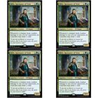 4 x EDRIC SPYMASTER OF TREST NM mtg Commander 2016 Gold - Elf Rogue Rare