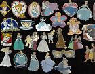 19 Disney Pin Pins Walt Disney World Disneyland AUSSUCHEN: Cinderella