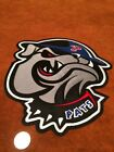 Official Stitched WHL Regina Pats Bulldog Jersey Crest Patch 9.5 by 9 inches