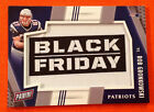 2016 Panini Black Friday ROB GRONKOWSKI Manufactured PATCH Patriots #2