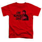 Star Trek Next Generation TV Series Im Number One Little Boys Tod Tee