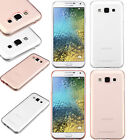 For Samsung Galaxy E5 Frosted TPU CANDY Gel Flexi Skin Case Cover Accessory