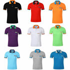Gent Custom Your Design Photo T-shirt Personalized Men Printed TeeTop Polo Shirt
