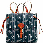 Dooney & Bourke MLB White Sox Flap Backpack