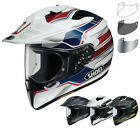Shoei Hornet ADV Navigate Dual Sport Helmet & Visor Off Road Enduro Adventure MX